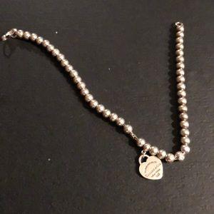 Tiffany Bracelet with Charm